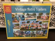 Hennessy Vintage Retro Trailers Campers Rv Trailers Glamping 1000 Puzzle Tillman