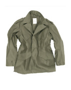 New Dutch Nato Army Military Field Jacket Olive Drab Cotton Canvas Jacket S-m