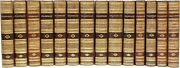 The Plays Of William Shakespeare - 14 Volumes - 1808 - Leather Bound