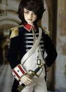 Volks Super Dollfie 20th The Rose Of Versailles Andre Grandier French Guard Ver.