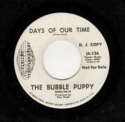 Psych/garage-bubble Puppy-days Of Our Time/thinkinand039 About Thinkinand039-international