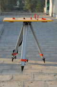 Survey Plane Table Isi With Aluminum Tripod Stand And All Complete Accessories