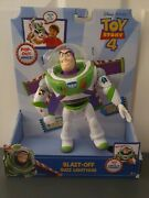 Toy Story 4 Blast-off Buzz Lightyear Action Figure