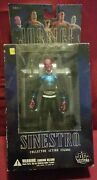 Sinestro Justice League Series 1 Dc Direct Collector Action Figure