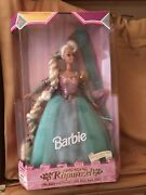 New Barbie As Rapunzel Doll 13016 First Ed. Children's Collector Series 1994