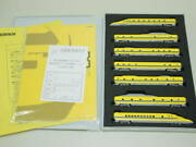 Tomix 92918 Jr 923 Doctor Yellow Fine Track S280 Dr.yellow Model Train