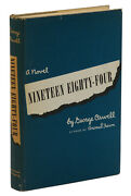 Nineteen Eighty-four George Orwell First Edition 1949 1st Us Printing 1984