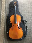 2008 Eastman Vc200 3/4 Size With Fitted Case - Used