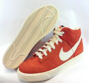 Mens Nike Dunk High Ac 398263 801 Dark Copper Suede 2011 Ds Sneakers Shoes
