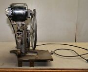 Foley F16 Saw Filer Joiner Head Body And Motor Vintage Hand Saw Sharpener Tool