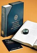 The Compact Oxford English Dictionary By J.a.h. Murray English Hardcover Book