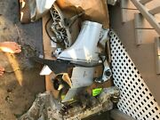 Omc Stern Drive Lower Unit Mid Unit. Exhaust Manifold Engine Mounts And More