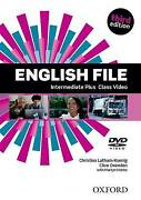 English File Third Edition Intermediate Plus Class Dvd Oxenden Clive