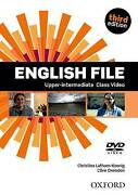 English File Third Edition Upper-intermediate Class Dvd Oxenden Clive