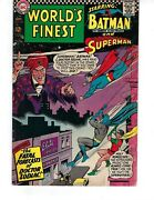 World's Finest 160 - Fatal Forecasts Of Dr Zodiac Starring Superman And Batman