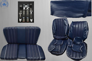 Seat Covers + Back Seat + Seat Belts Zagab Special For Mercedes Sl R/w107