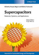 Supercapacitors Materials, Systems, And Applications New Materials For Sustainab