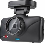 Lukas Lk-7950 Wifi 1-channel 1080p Full Hd Car Dashboard Camera With Built-in