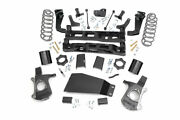 Rough Country 7.5 Lift Kit Fits 2007-2013 Chevy Tahoe Gmc Yukon   Knuckles