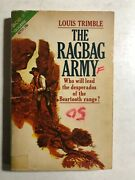 The Ragbag Army Trimble And Lobo Of Lynx Valley West 1971 Ace Double Western Pb