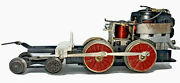 Lionel General 18621872 Motor With E-unit And Drive Assembly Testedworks Great