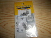 Showcase Miniatures N Scale 6and039 X 10and039 Utility Trailer Kit 532