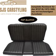 Back Seat Emergency Seats Child's Seat, Black Top Quality For Mercedes Benz Sl
