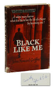 Black Like Me Signed By John Howard Griffin First Edition 7th Printing 1960