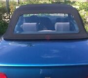 Pvc Rear Window Cover Panel Convertible Window Disc For Peugeot 306 Cabriolet