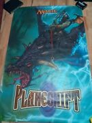 Magic The Gathering 4and039 By 6and039 Planeshift Promo Poster Gently Used Rare