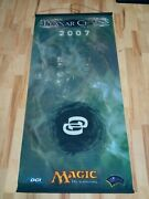 Magic The Gathering 57 By 28 Planar Chaos Cloth Promo Poster Gently Used Rare