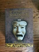 The Dramatic Works Of William Shakespeare Tragedy Dvd, 5-disc Set