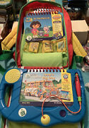 My First Leappad With Cartridges And Books Leapfrog Learning System + Extra Storys