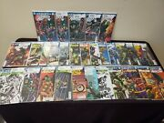 Green Arrow Issue 2 - 33 Dc Variant Cover Comic Book Lot Read Free S/h