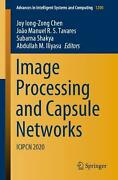 Image Processing And Capsule Networks Icipcn 2020 English Paperback Book Free