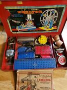 A C Gilbert Electrical Set Science Toy Erector