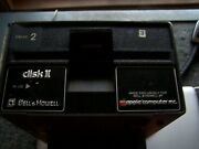 Apple Bell And Howell Black Disk ][ 5.25 Floppy Disk Drive A2m0003 Sold As Is