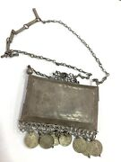 Antique Russian Silver Collar 1914 Old Russian Silver High Caliber Holder Box