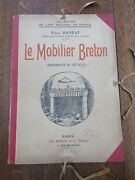 Antique French Book Le Mobilier Breton Furniture History And Styles Of The Region