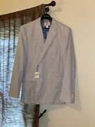 Nwt - Jos A Bank 1905 - Tailored Fit - Suit Jackets - New With Tags - Large