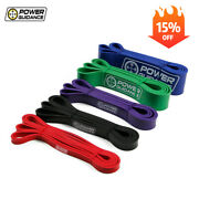 Power Guidance Pull Up Exercise Bands For Resistance Body Stretching