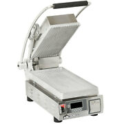 Star Pgt7e Pro-max 9.5 Panini Grill Grooved Aluminum Plate W/ Timer