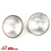 Siem 2985 Nos Headlight Assembly Assy 7in 1 Pair May Fit Fiat