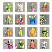 5 Scooby-doo Zombie Dracula Vampire Wolfman Shaggy Dog Monster Figure Toy Fred