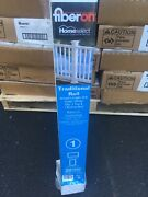 Local Pickup Only Fiberon White Traditional 8ft Railing Carton Of 8