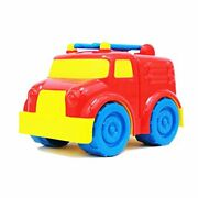 Boley Fire Truck Toy For Toddlers And Kids - Educational Toddler Red Fire Truck