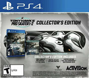 Preorder Tony Hawk's Pro Skater 1 + 2 Collectors Edition Ps4 Sold Out Ships Now