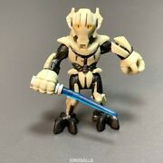 General Grievous Playskool Star Wars Galactic Heroes 2.5and039and039 Action Figures Toys