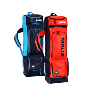 Malik Hockey Stick Bag   Jumbo   Waterproof Polyester Made Red And Blue Color