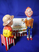 Boxed Unique Art Howdy Doody Band
